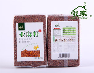 """""""Own family"""" Flax seed - 250g"""