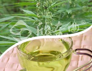 线麻籽油 (Hemp seed oil)