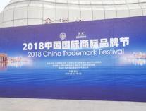 <b>德赢vwin亮相2018中国国际商标品牌节,获圆满成功!</b>